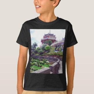 Asian Taoist temple T-Shirt
