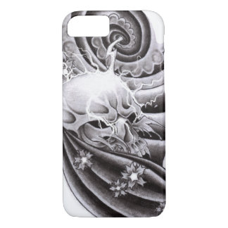 Asian Traditional Tattoo - Iphone 8/7 Case