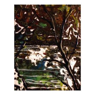asian tree letterhead