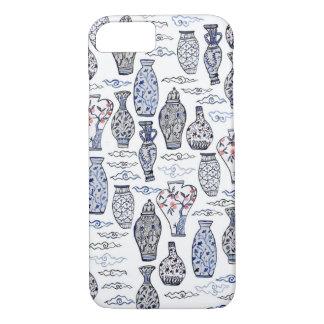 Asian vases iPhone 7 case