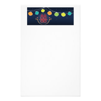 Asian Wedding Stationery Paper