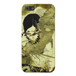 Asian With Dragon iPhone 5 Case