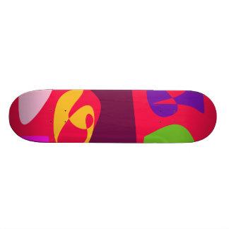 Asian Zoo Skateboard Deck