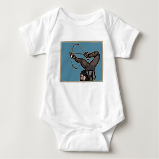AsianFeetArcher Baby Bodysuit