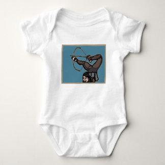 AsianFeetArcher Baby Bodysuit