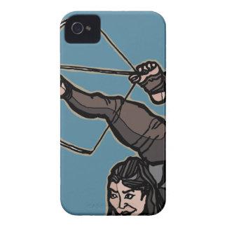 AsianFeetArcher iPhone 4 Case