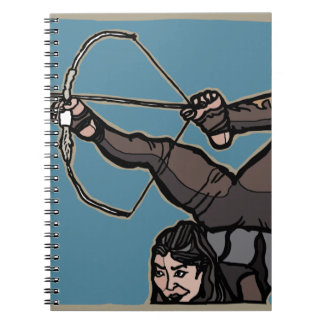 AsianFeetArcher Notebooks