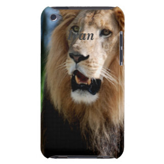 Asiatic Lion of Iran Barely There iPod Covers