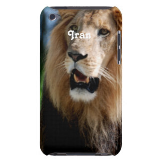 Asiatic Lion of Iran iPod Touch Case-Mate Case