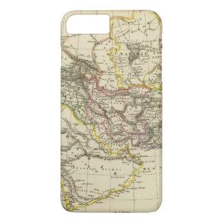 Asiatic Turkey, Persia, Afghanistan iPhone 7 Plus Case