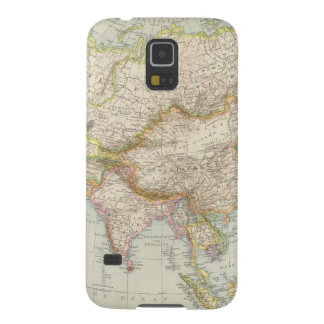 Asien - Map of Asia Galaxy S5 Case