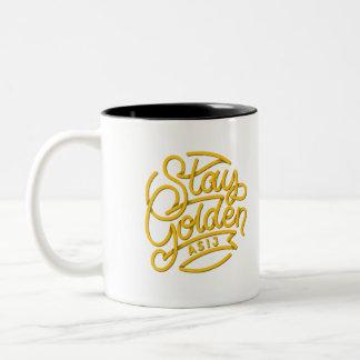 ASIJ Stay Golden Mug