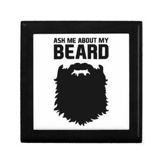 Ask About My Beard Gift Box