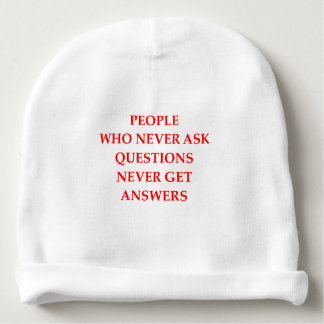 ASK BABY BEANIE