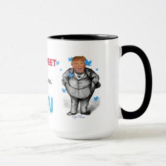 Ask Boss Tweet Coffee Mug