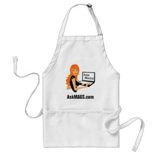 Ask Mags - Apron