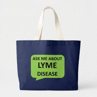Ask me about Lyme jumbo shopper bag