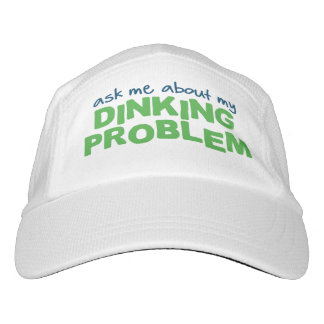 """""""Ask Me About My Dinking Problem"""" Pickleball Hat"""