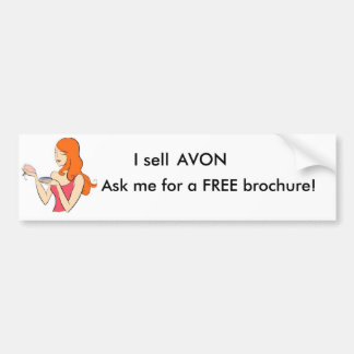 Ask me for a FREE brochure Bumper Stickers