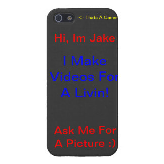 Ask Me For A Picture! IPhone Case iPhone 5 Case