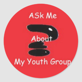 Ask me Stickers