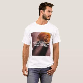 Ask questions! T-Shirt