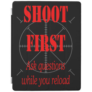 ASK QUESTIONS WHILE RELOAD iPad COVER