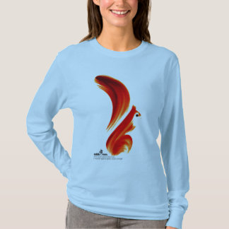 Ask Squirell T-Shirt