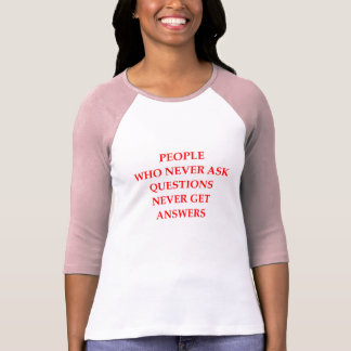 ASK T-Shirt