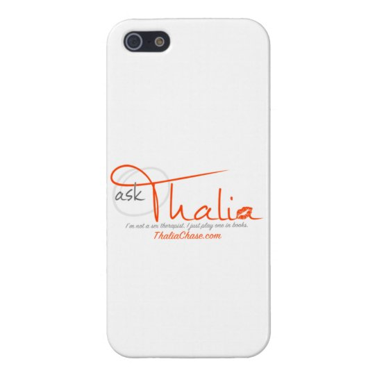 Ask Thalia Glossy Finish iPhone 5/5S Case
