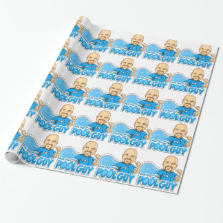 Ask the Pool Guy Wrapping Paper