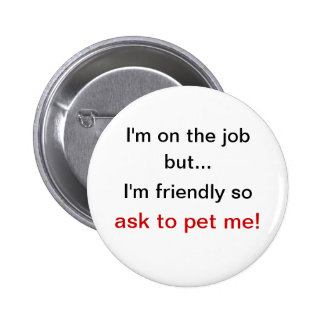 Ask to pet button