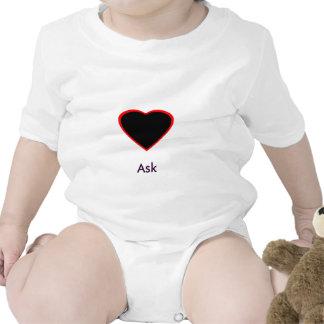 Ask - ! UCreate Ask jGibney Zazzle Shirts