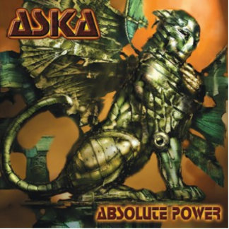 "ASKA ""Absolute Power"" photo sculpture"