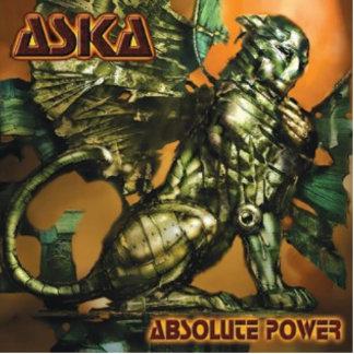 """ASKA """"Absolute Power"""" photo sculpture"""