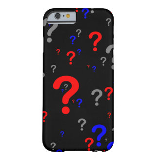 Asking Barely There iPhone 6 Case
