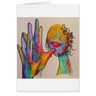 ASL Grandmother Card