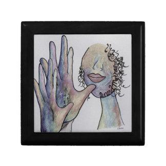ASL Grandmother in Denim Colors Gift Box
