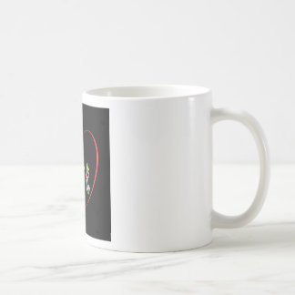 ASL Heart Full of Love Coffee Mug