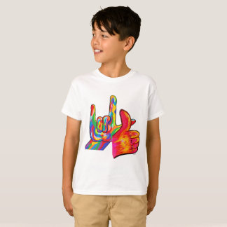 ASL I Love You and It's All Good T-Shirt