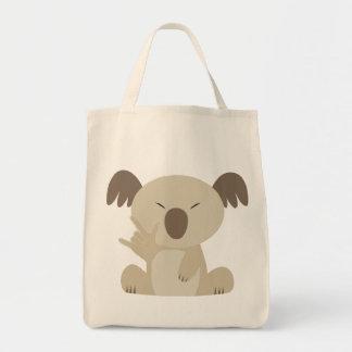 ASL I Love You Koala Bag