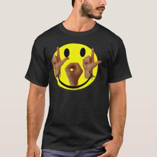 ASL LOL SMILEY FACE T-Shirt