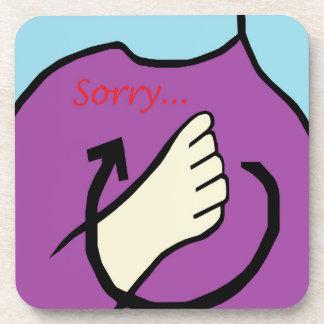 ASL Sorry Coaster