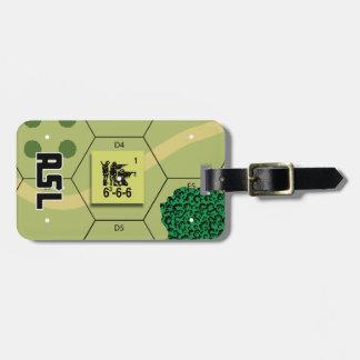 ASL US Infantry Luggage Tag