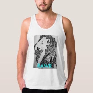 Aslan Singlet Tank Top