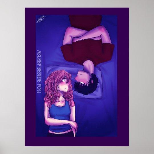 Asleep Beside You Poster 1