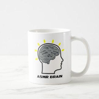 ASMR Brain Coffee Mug