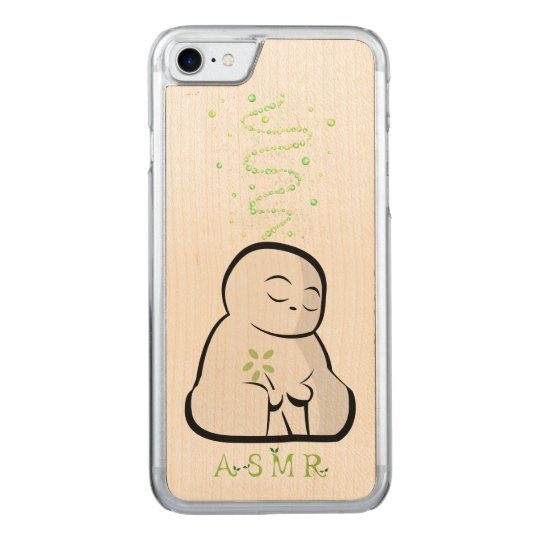 ASMR Tingles Carved iPhone 7 Case