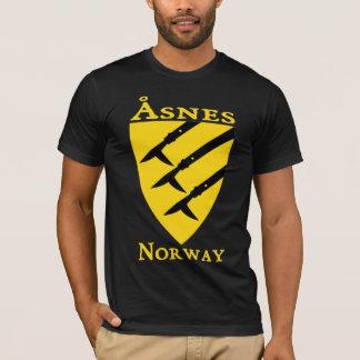 Åsnes, Norway (Norge) T-Shirt