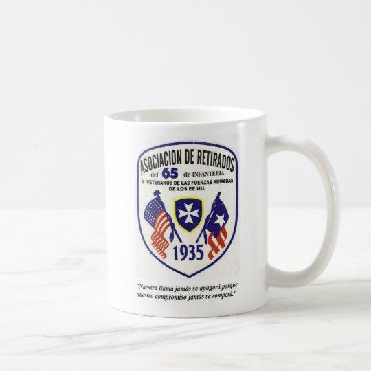 Asoc del 65 de Infanteria Coffee Mug